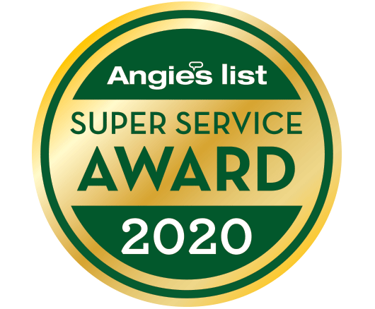 Angie's List 2020 Award