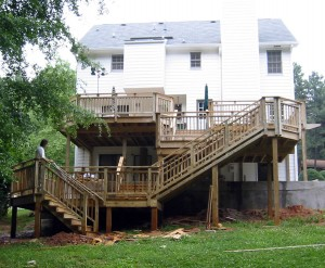 Have a Custom Deck Built This Spring