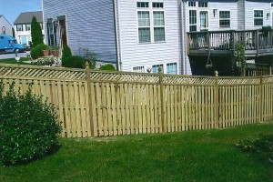 Wood Fence Harford County