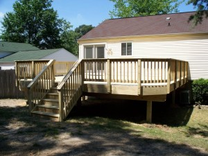 Deck Replacement Columbia