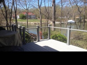 Waterfront Decking Service in Arnold