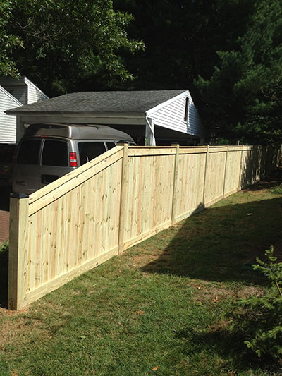 Baltimore Fence Building Contractors Serving Harford