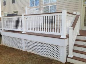 Low Maintenance Deck 38