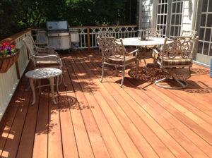 Wood Deck 12