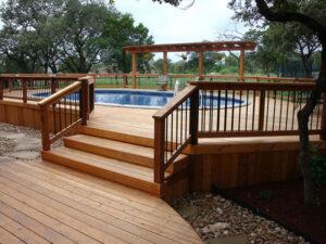 Wood Deck 14
