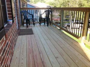 Wood Deck 19