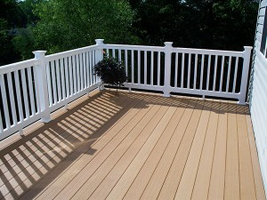 Wood Deck 3