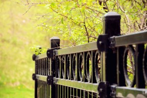 Clean your aluminum fence in just a few simple steps.